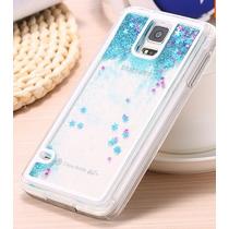 Funda Galaxy S5 S6 Y Edge Brillos Estrellas Movil Cascada