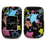 Funda Protectora Blackberry Style 9670 Estrellas
