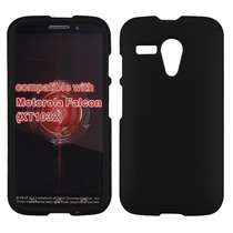 Funda Protector Motorola G Xt1032 Negro Mate