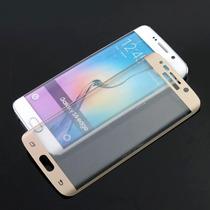Cristal Templado Galaxy S6 Edge Curvo 9h Vidrio Samsung