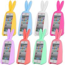 Funda Iphone 5 5s Conejo Rabito 3d ¡envio Gratis! Protector