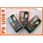Funda Plastico Huawei Ascend P6 Muse Angel Rojo Blanco Humo