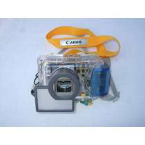 Carcaza Submarina Canon Wp-dc70 Para Powershot Sd500