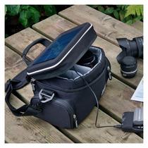 Cargador-mochila Solar Para Fotografos