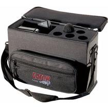 Bolsa Acolchada Para 5 Sistemas De Microfono Inalambrico
