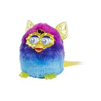 Furby Boom Crystal Series Figura (púrpura A Azul)