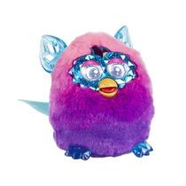 Furby Boom Hasbro Serie Cristal Color Rosa/morado