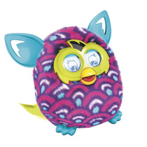 Furby Boom Hasbro Serie Waves Color Morado