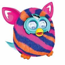 Furby Boom Electrónico En Español Naranja Azul Rosa Hasbro