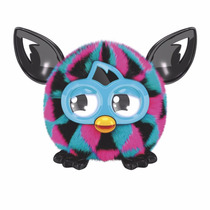 Furby Boom Figura Triangles Plush Hasbro 100% Original