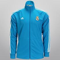 Chamarra Adidas Real Madrid Firebird Futbol Sudadera Nike