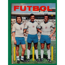 1973 Cruz Azul Hector Pulido Kaliman Guzman Revista D Futbol
