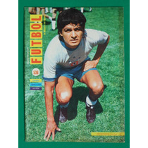 1973 Cruz Azul Fernando Bustos Revista De Futbol