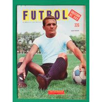 1969 Pumas Universidad Jose Luis Gonzalez Revista De Futbol