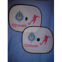 Chivas Parasol Lateral Ideal Para Tu Automovil Camioneta Etc