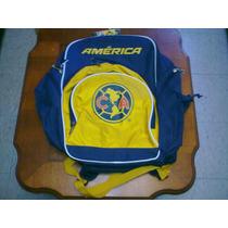 Mochilas Back Pack De Equipos De Futbol Nacional Y Europeo