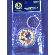 Llaveros Oficiales De Las Aguilas Del America 3 Modelos