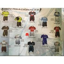 Uniformes De Futbol Economicos Completos Genesis Y Gool