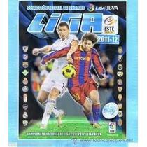 Álbum De La Liga Española 2011-2012, 40% Lleno Edit. Este