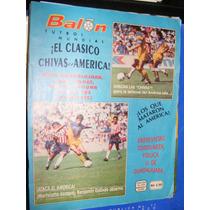Revista Balón #1534 Año Xxx Septiembre 9 De 1993
