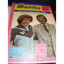Revista Balón #773 Año Xii 21 De Septiembre Dee 1978 América