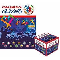 Bonito Album De La Copa America Completamente Lleno