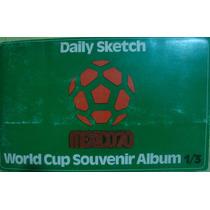 Álbum Pocket Del Mundial De México 70, Editado En Alemania