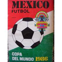 Álbum Mundial México 86
