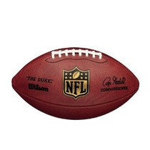 Juego Wilson Oficial Nfl Football Duke