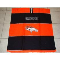 Denver Broncos Jorongos 100% Mexicanos