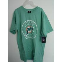 Playera Nfl Original Miami Dolphins