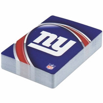 New York Giants - Juego De Cartas