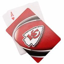 Kansas City Chiefs - Juego De Cartas