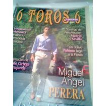 Revista Española Toros Y Toreros 6 Toros 6 Campo Bravo Maa