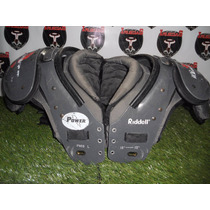 Shoulder Riddell Power Large 18-19 Futbol Americano #m6179