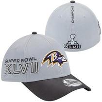Baltimore Ravens - Gorra Para Niños Super Bowl Xlvii