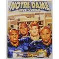 Notre Dame 2001 Football Media Guide