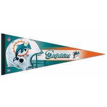 Banderín Nfl Delfines Miami Dolphins
