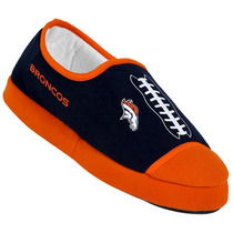 Pantufla Nfl Denver Broncos Tipo Tenis