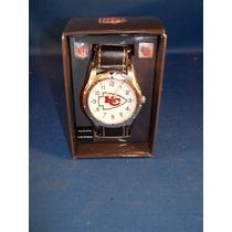 Nfl Kansas City Chiefs Reloj Jefes De Kansas City