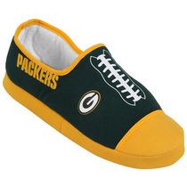 Pantufla Nfl Green Bay Packers Tipo Tenis