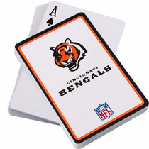 Cincinnati Bengals - Juego De Cartas