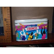 Nestlé Crunch,promocional Nba 1992