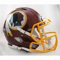 Casco Nfl Washington Redskins Speed On Field Nuevo