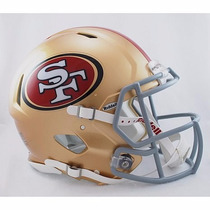 Casco Nfl San Francisco 49ers Speed On Field Nuevo