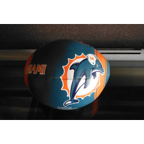 Balon Peluche Miami Dolphins Nfl Football Deportes Sports