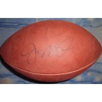 Balon Autografiado Firmado Joe Montana San Francisco 49ers