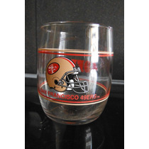 Vaso San Francisco 49ers Nfl Football Retro Vintage 90
