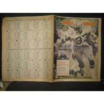 Dallas Cowboys Suplemento Deportivo, Portada: Tony Dorsett