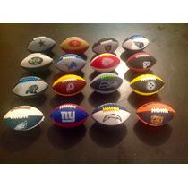 Balones De Goma (armables) Miniatura Nfl